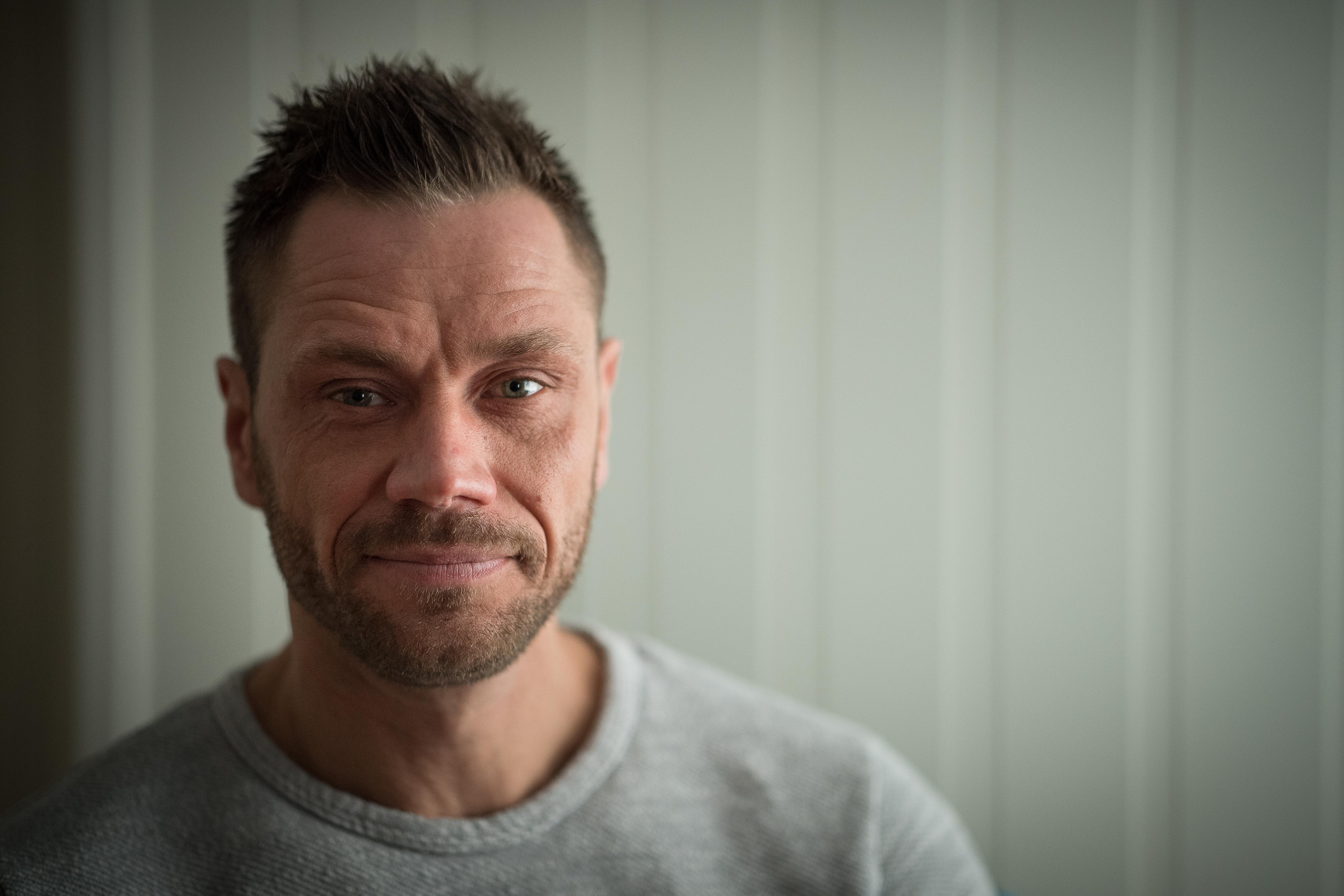 Espen Olsen, tidligere deltaker på FRI Drammen.
