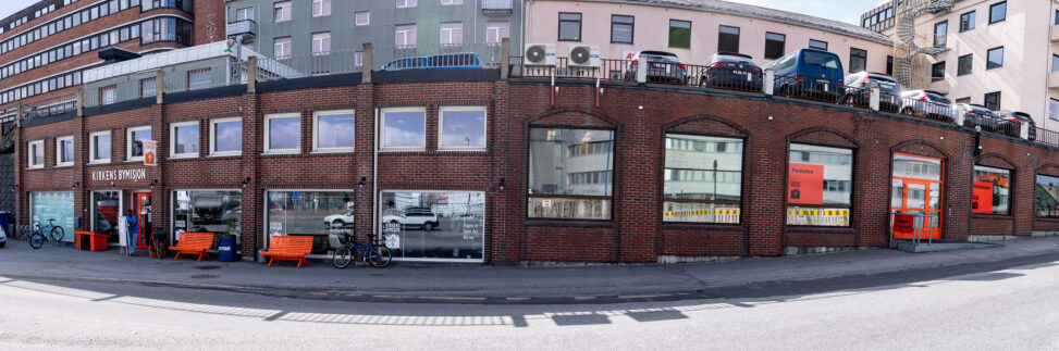 Kirkens Bymisjons kafe i Bodø