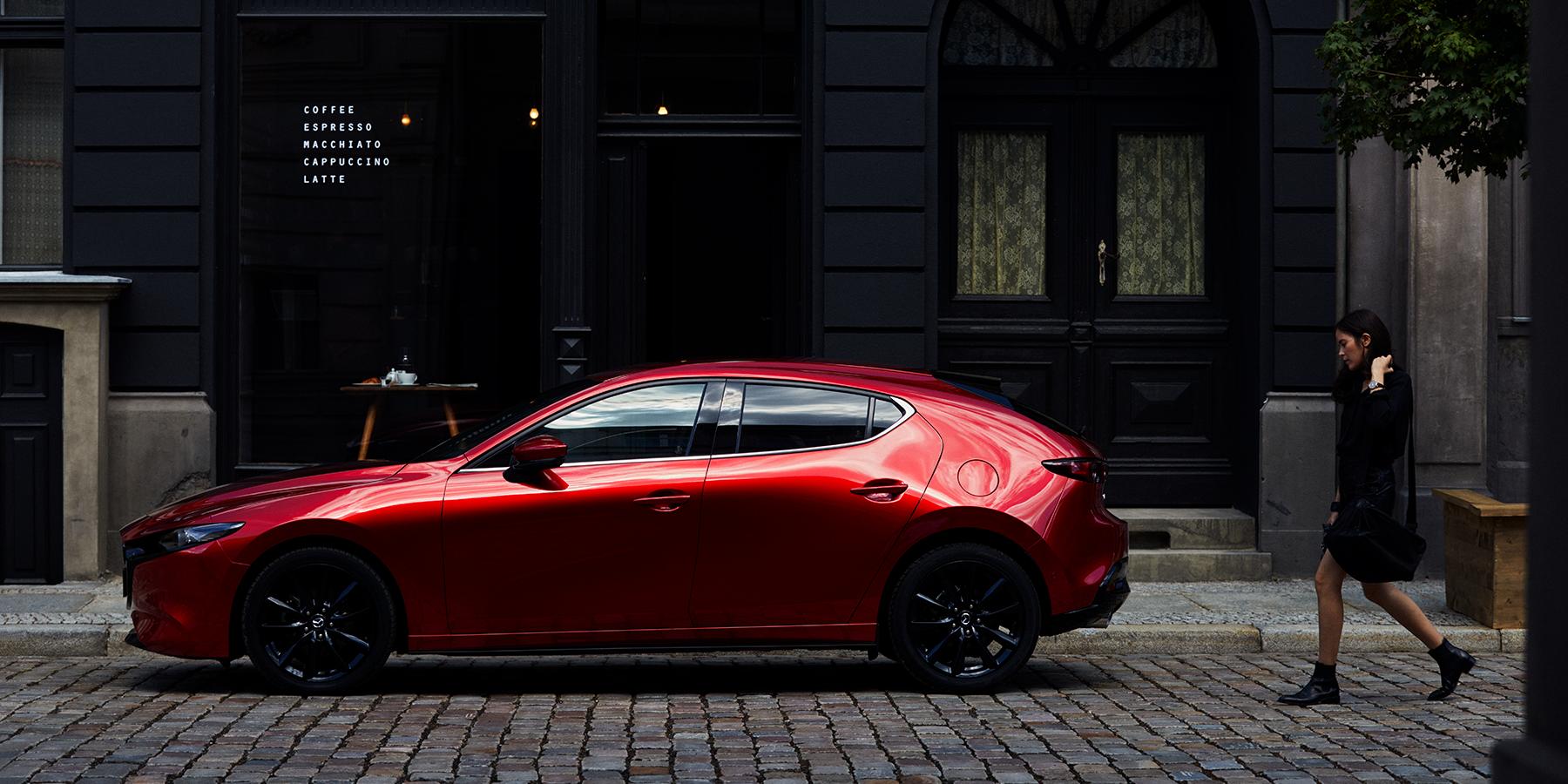 Mazda, körglädje och enastående komfort