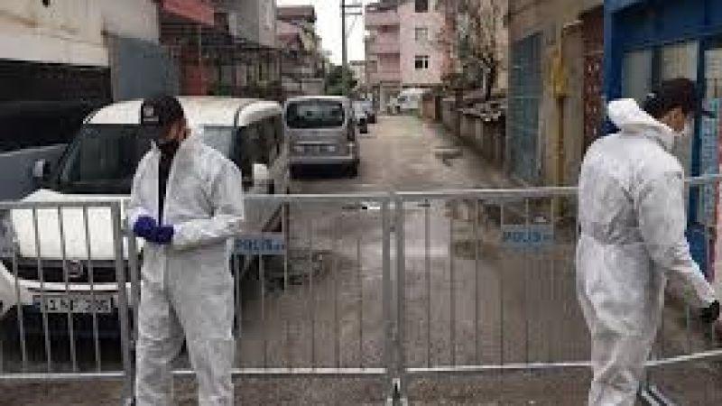 Paşa'da sokak karantinaya alındı