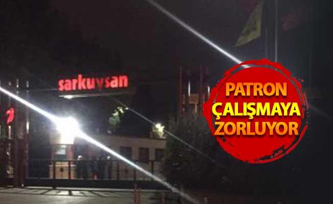 Korona şüphesi Sarkusyan'ı durdurdu