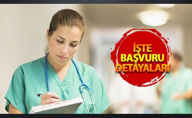 Kocaeli Üniversitesi sağlık personeli alacak