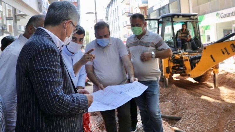 """Ellibeş Alemdar'da: """"Büyükşehir'in hızını takdirle takip ediyoruz"""""""