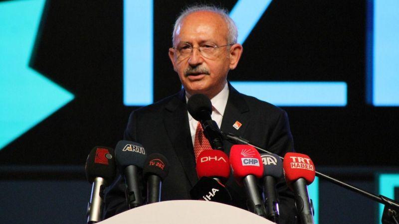 Kılıçdaroğlu Hürriyet'in büyükşehir adaylığını tescilledi