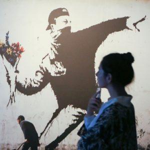 Организаторы выставки Бэнкси в Москве получат доход в 180 млн руб.