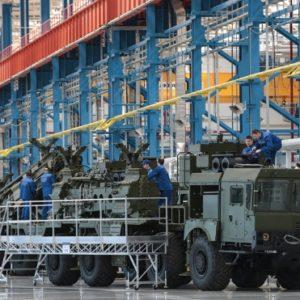 «Алмаз-Антей» вошел в топ-10 производителей оружия по версии Defense News
