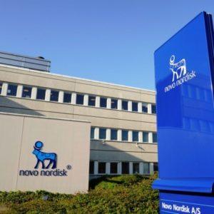 Квартальный объем продаж Novo Nordisk сократился на 4%