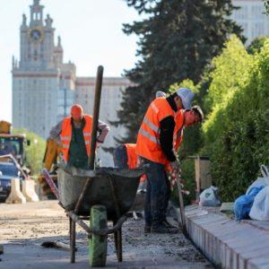 Москва потратила на инфраструктуру 500 млрд руб. в 2017 году