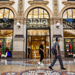 Michael Kors объявил о смене имени после покупки модного дома Versace