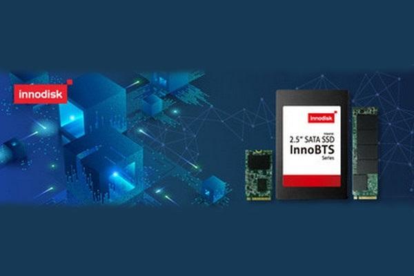 Innodisk выпустит блокчейн-SSD для надежного обеспечения целостности данных на периферии