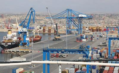 Открыт публичный тендер на управление грузовым терминалом порта Лобито в течение 20 лет