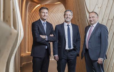Новый состав правления Spielwarenmesse eG: Флориан Хесс, Йенс Пфлюгер и Кристиан Ульрих приступают к работе с 1 июля