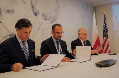 Westinghouse обеспечивает важную веху в развитии атомной энергетики в Польше