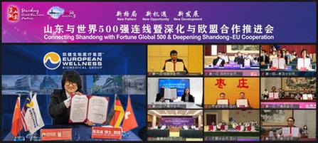 European Wellness сотрудничает с китайской провинцией в области биорегенеративной медицины
