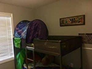 La tente de lit à rêves - Dream Tent (Licorne, Espace, Hiver magique ...) photo review