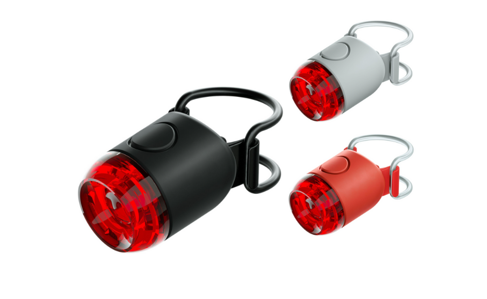 KNOG PLUG REAR BICYCLE LIGHT