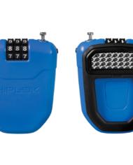 HIPLOK FX BICYCLE LOCK BLUE