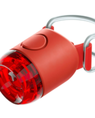 KNOG PLUG REAR BICYCLE LIGHT RED