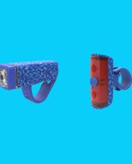 Knog Pop Blue Set