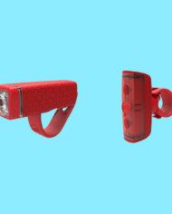 Knog Pop Red Set