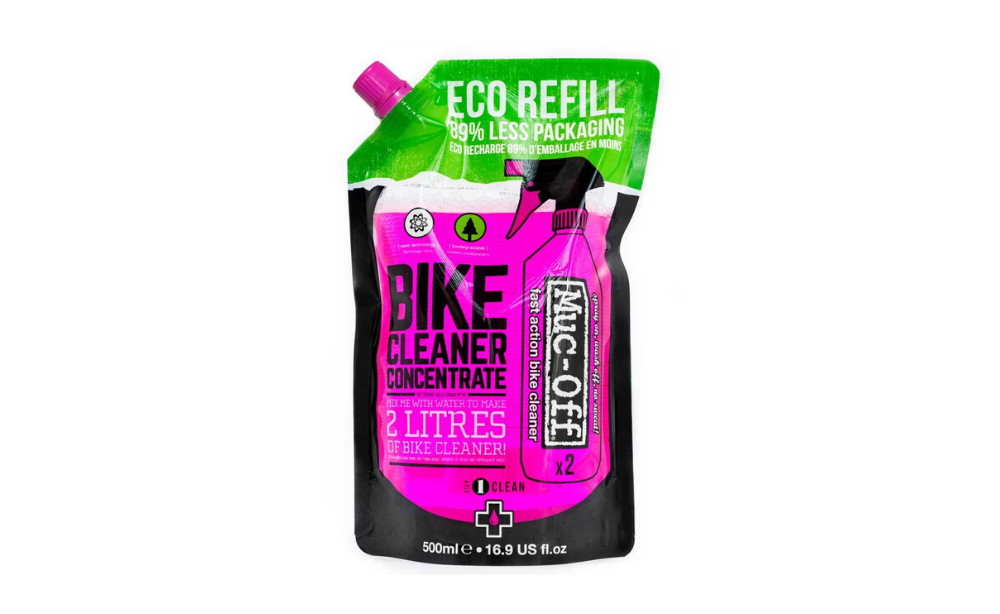 muc off cleaner 500ml pouch