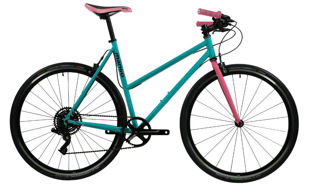 Pooch 8 speed ladies bicycle