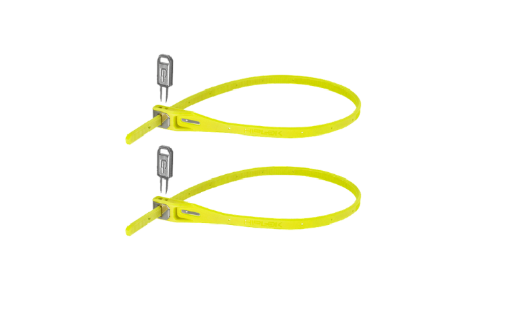 HIPLOK REUSEABLE TIE LOCKS