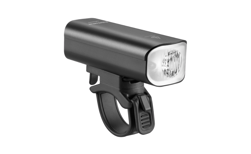 RAVEMEN FRONT BICYCLE LIGHT BLACK