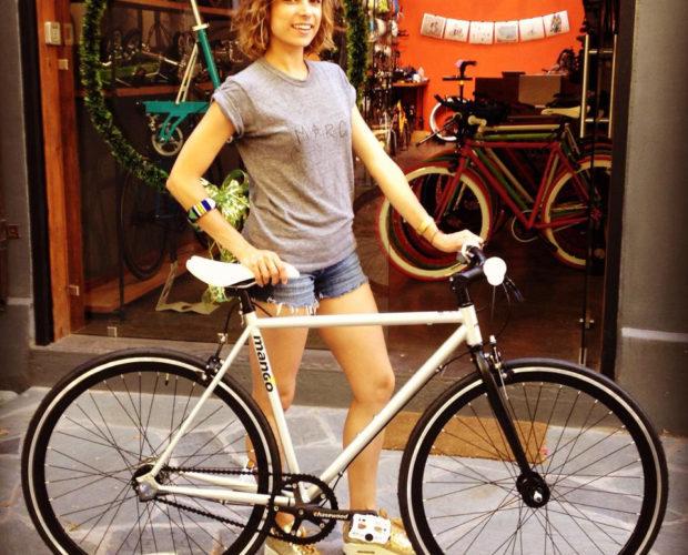 Mango Bikes Chile Customer