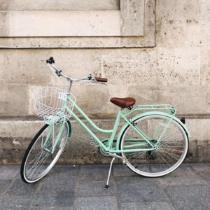 Town Bike for City Cycling