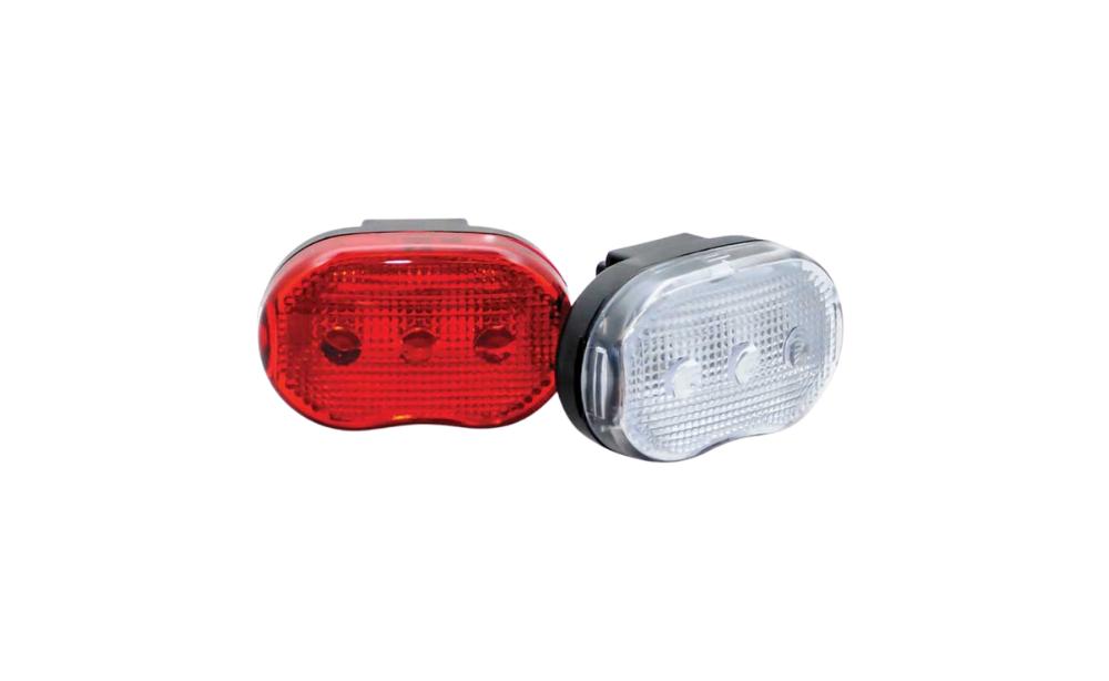 Raleigh RX3.0 Lightset