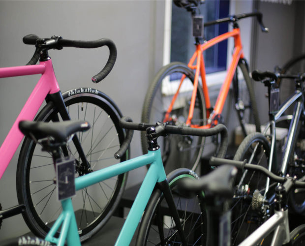 Mango Bikes Showroom Point Blank