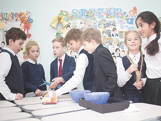 Столичная школа № 17 района Коньково получила грант III степени