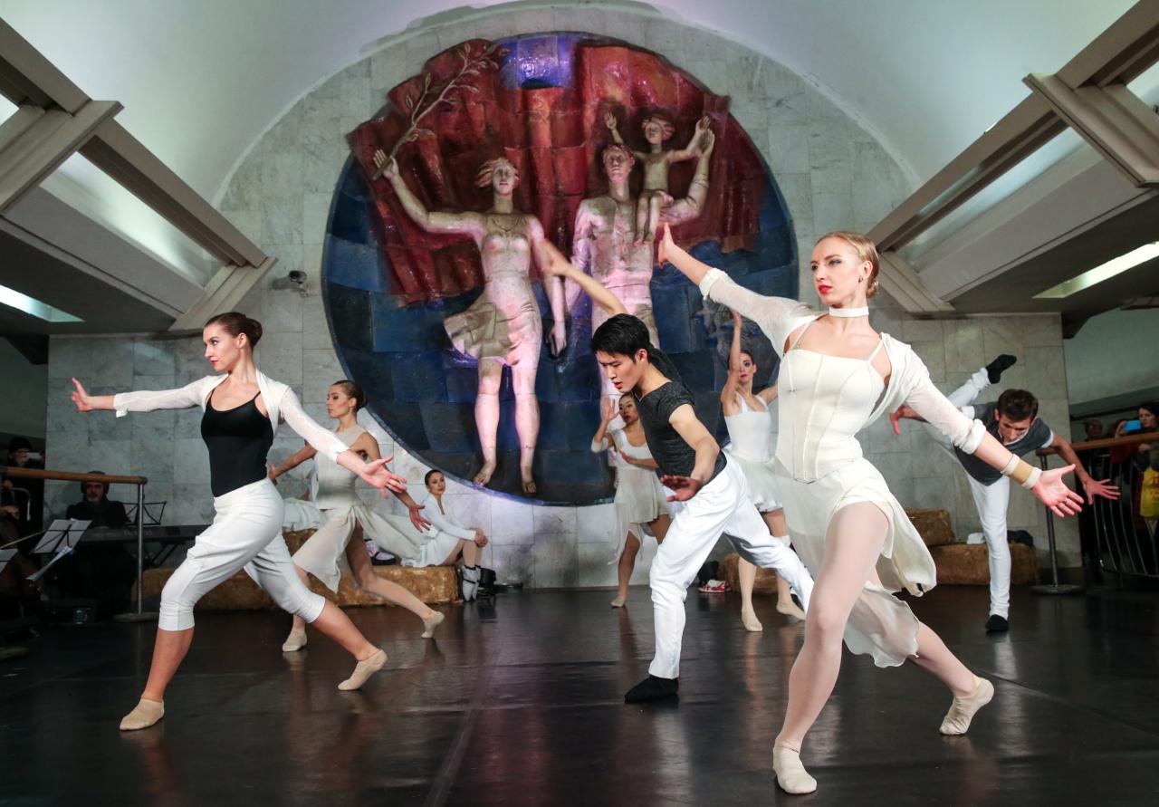 Ежегодная акция «Ночь искусств» будет проведена в столице с 3 по 4 ноября