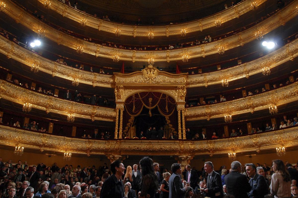 Столичные театры включены в местную систему образования