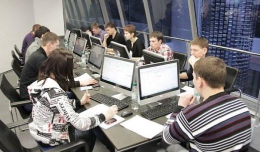 В столице стартовал отборочный этап открытой олимпиады по программированию
