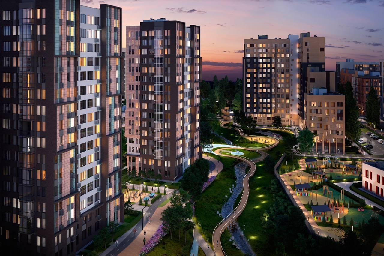 НОЗА представило рейтинг застройщиков жилья в Москве — у ГК «А101» Михаила Гуцериева второе место