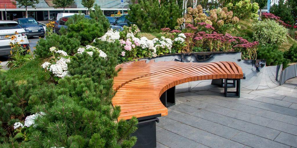 Наталья Сергунина анонсировала проведение в столице конференции по ландшафтному дизайну «Цветочный джем — 2020»