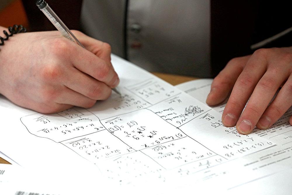 Иван Ященко выступил за сохранение ЕГЭ по базовой математике
