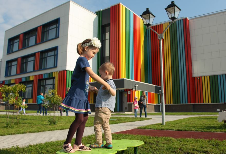 В ТиНАО построят оборудованный всем необходимым для детей с ограниченными возможностями здоровья детский сад