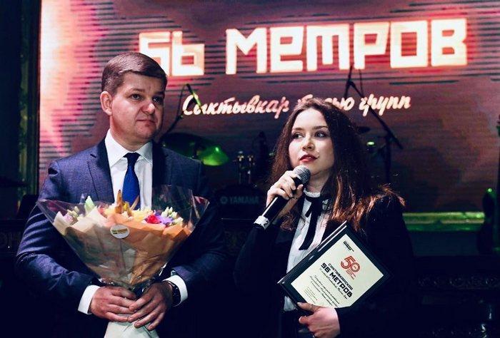 Компания «Сыктывкар Тиссью Груп» стала обладателем народной премии «Комсомольской правды» «50 легендарных брендов нашей страны»