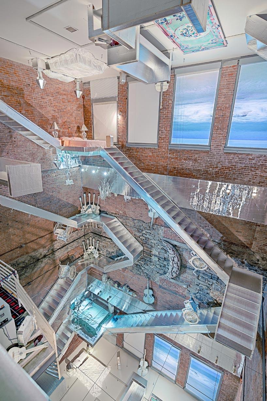Фантастический архитектурный дизайн Самары Голден