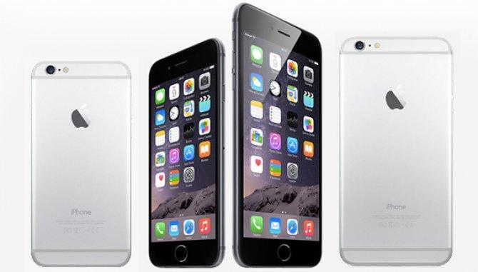 Новогодний спрос на iPhone 6 и iPhone 6 Plus