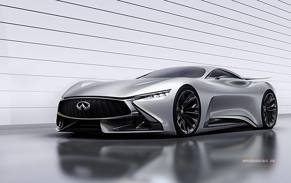 Новый концепт от Infiniti Gran Turismo