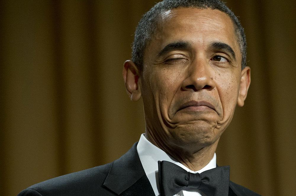 Нетолерантного Обаму пригласили на празднование 70-летия Победы над фашизмом