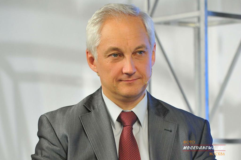 Андрей Белоусов, помощник президента