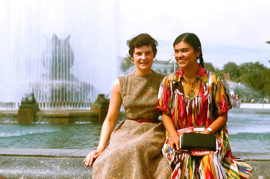 узбекская мода