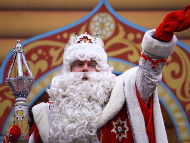 Дед Мороз запустит обратный отсчет