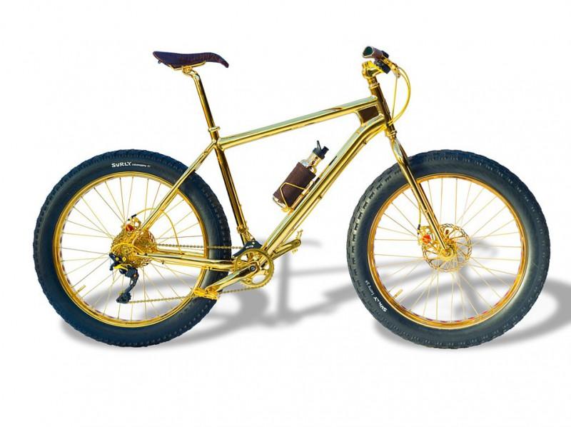 Горный велосипед за $495 000
