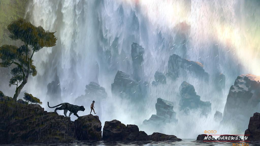 Старая история о Маугли на новый лад